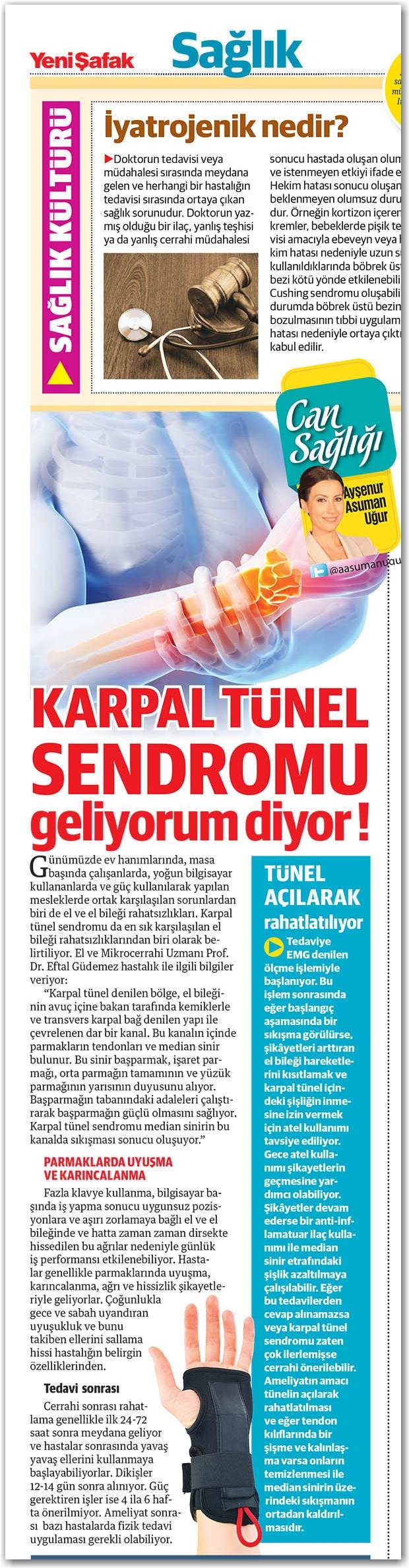 karpal-tunel-safak